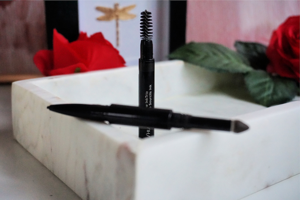 Shiseido Brow InkTrio 3-in-1 Wenkbrauwpotlood review