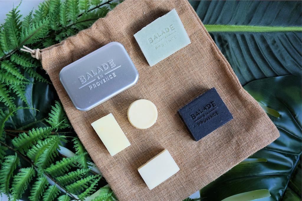 BALADE EN PROVENCE Vegan Beauty Bars voor Gezichtsreiniging, Haarverzorging en Mannen Review