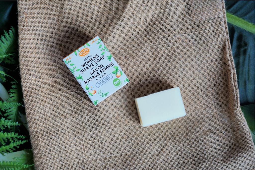 BALADE EN PROVENCE Women's Shave Soap Review