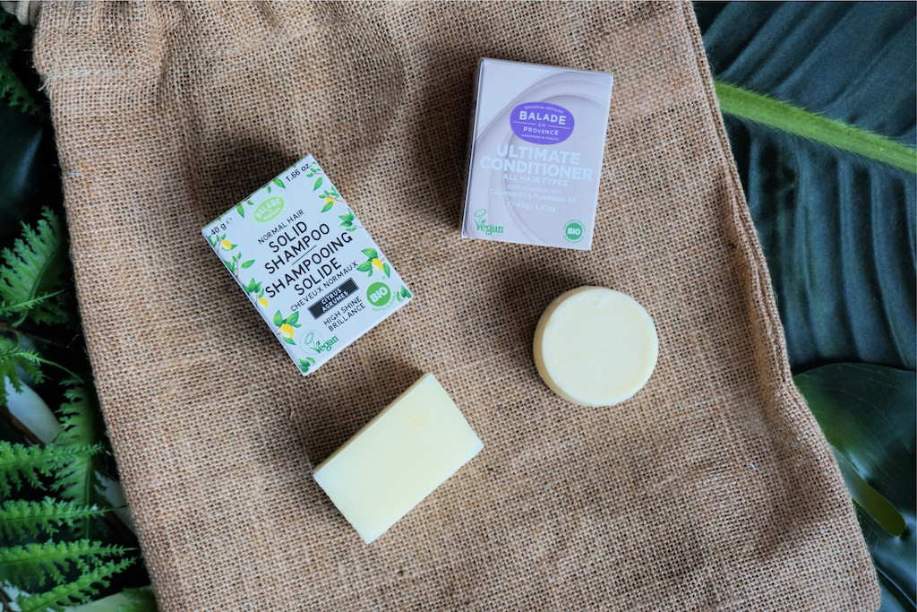 BALADE EN PROVENCE Solid Shampoo & Ultimate Conditioner Review