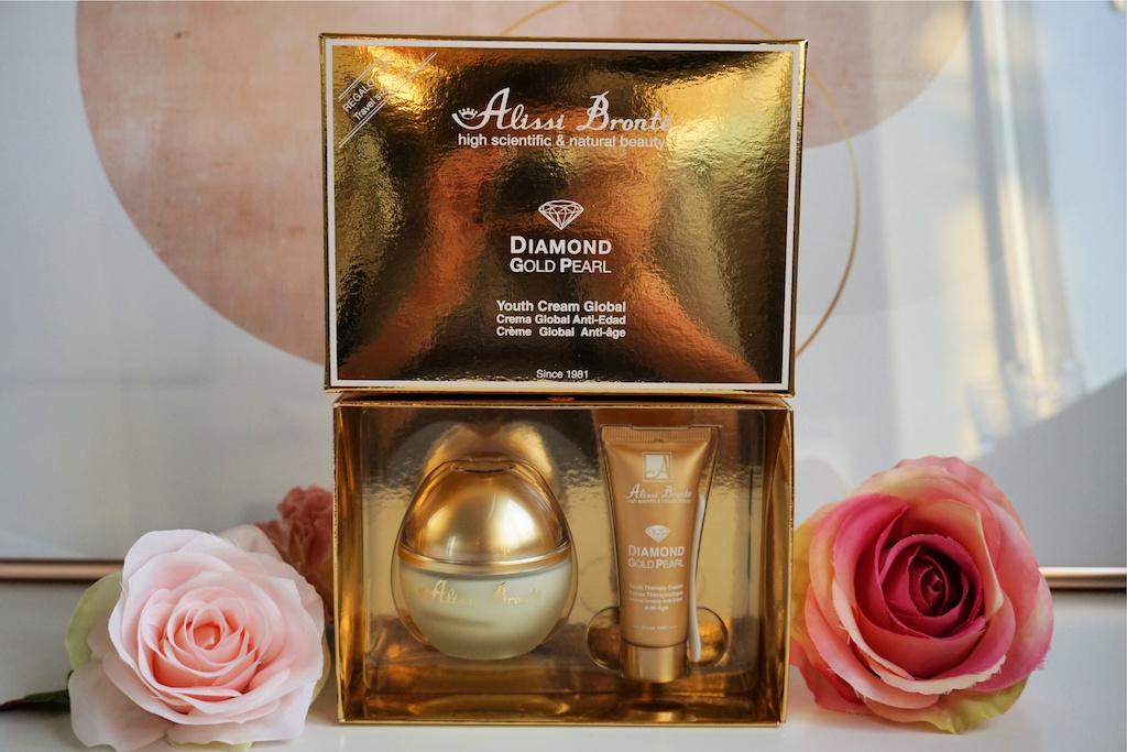Alissi Brontë Diamond Gold Pearl - Luxe Anti-Aging Cream review