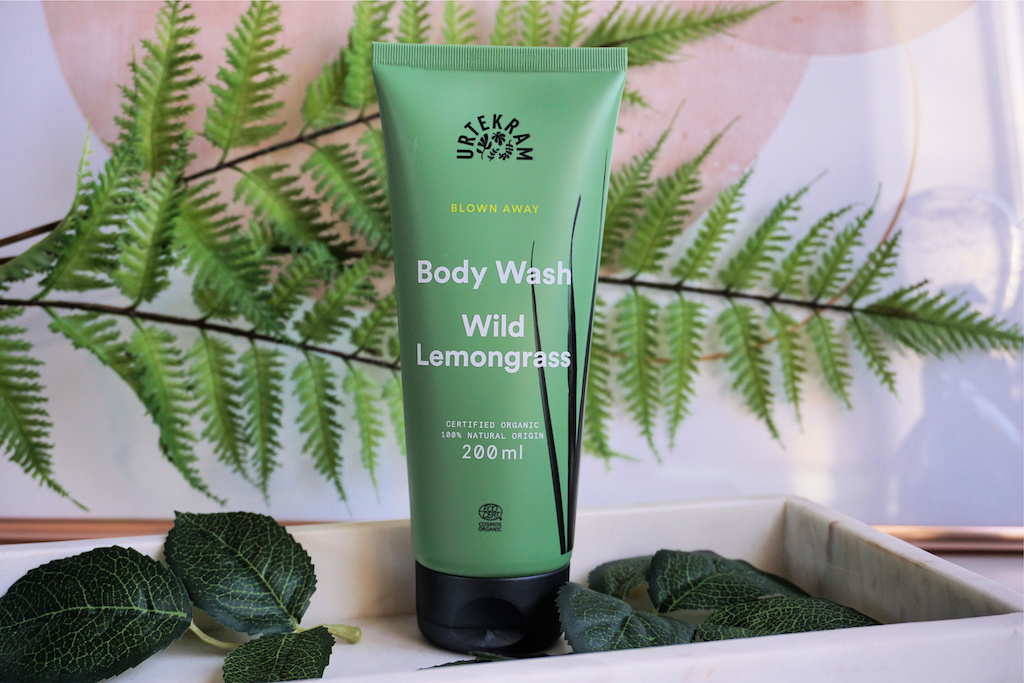 Urtekram Blown Away Wild Lemongrass Body Wash Review