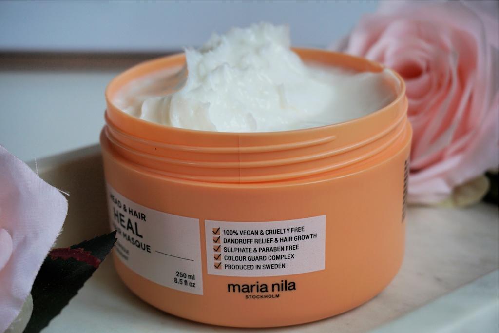 Maria Nila Head & Hair Heal Haarmasker Review