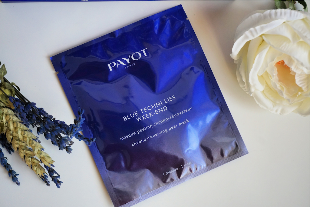 Payot Blue Techni Liss Chrono-onthullende Peelingmasker