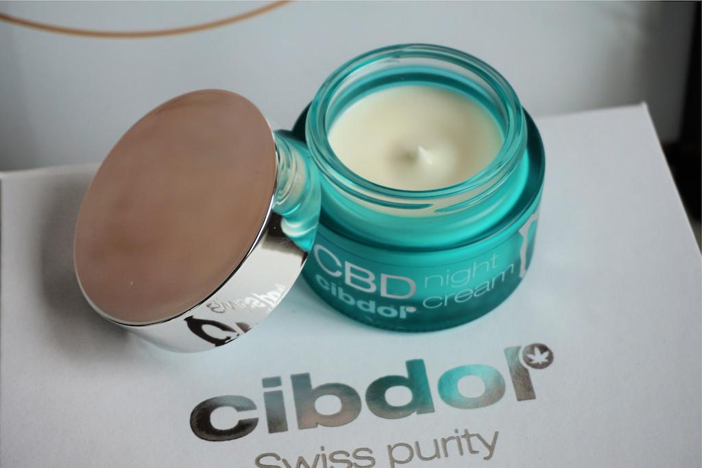 Cibdol CBD Nachtcrème Review
