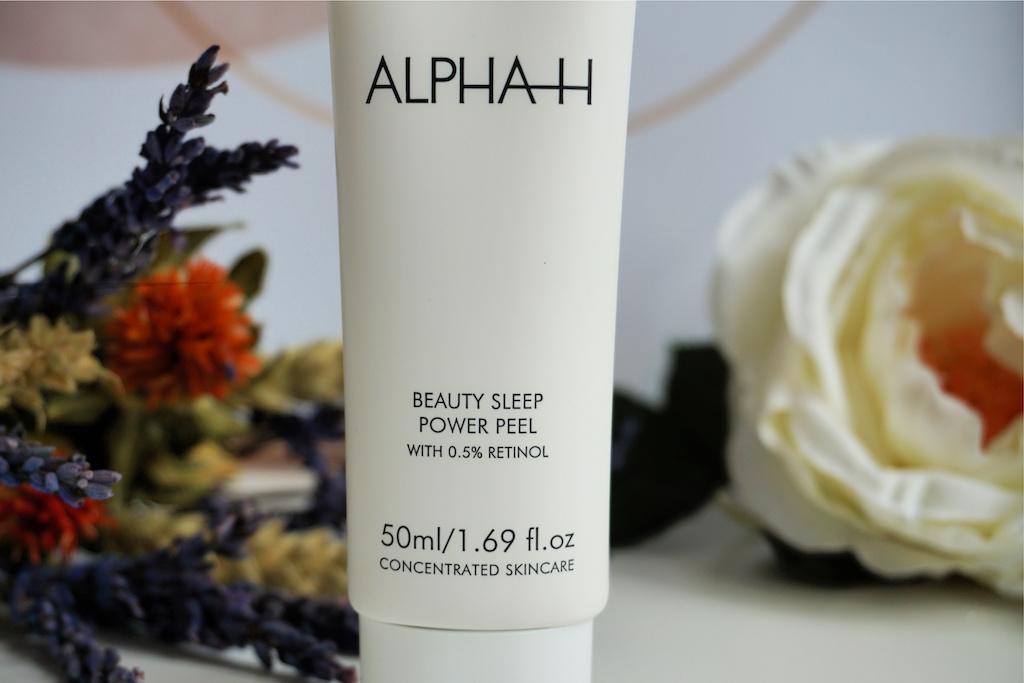 ALPHA-H Beauty Sleep Power Peel Review