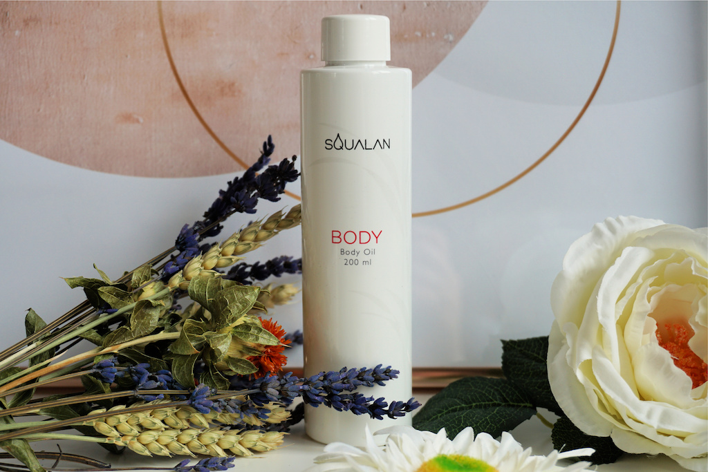 Squalan Body Oil