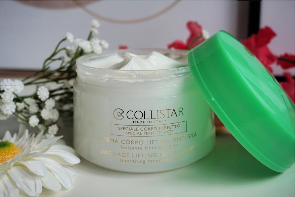 Collistar Anti-Age Lifting Bodycrème Review
