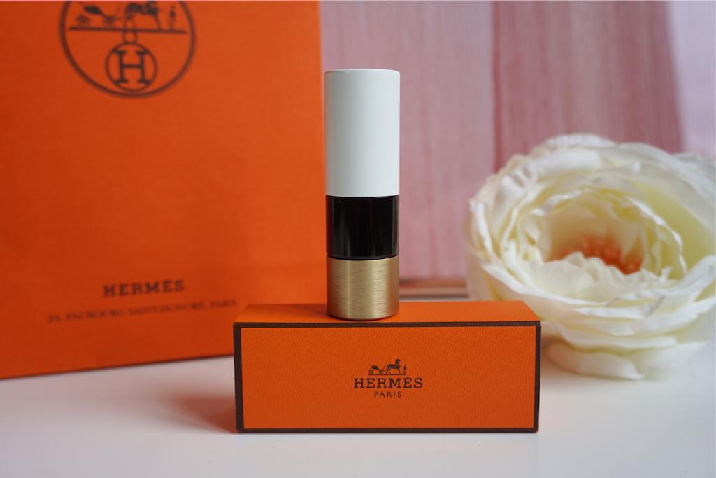 Hermès Rouge Hermès Satin Lipstick Review