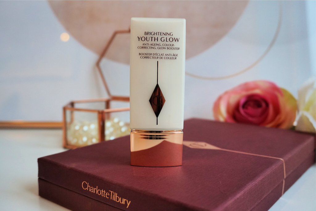 Charlotte Tilbury Brightening Youth Glow Primer Review