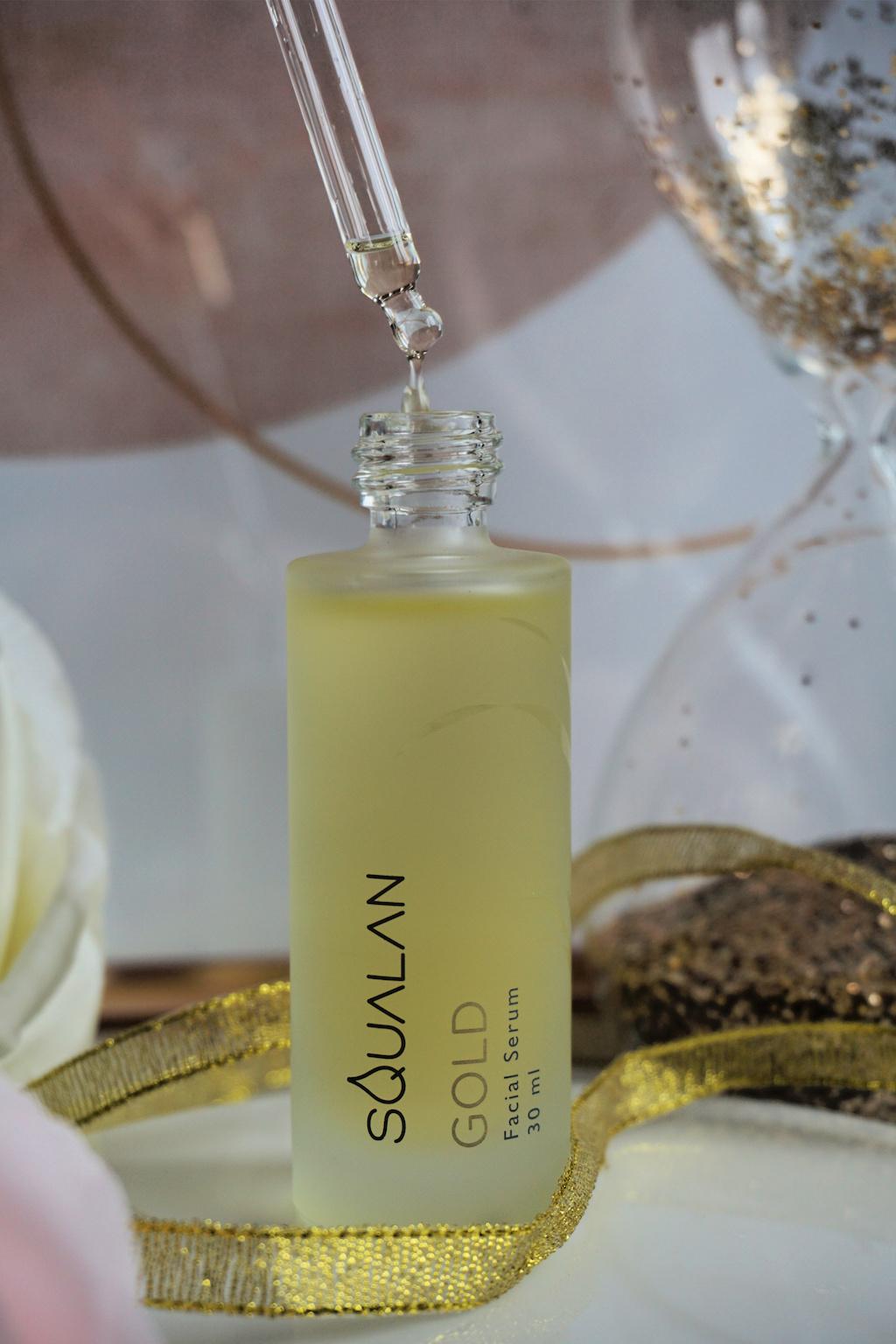 Squalan Gold Anti-Aging Serum Review