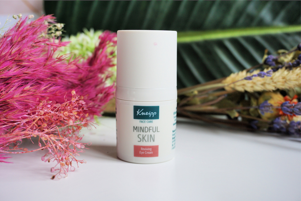 Kneipp Mindful Skin Reviving Eye Cream Review