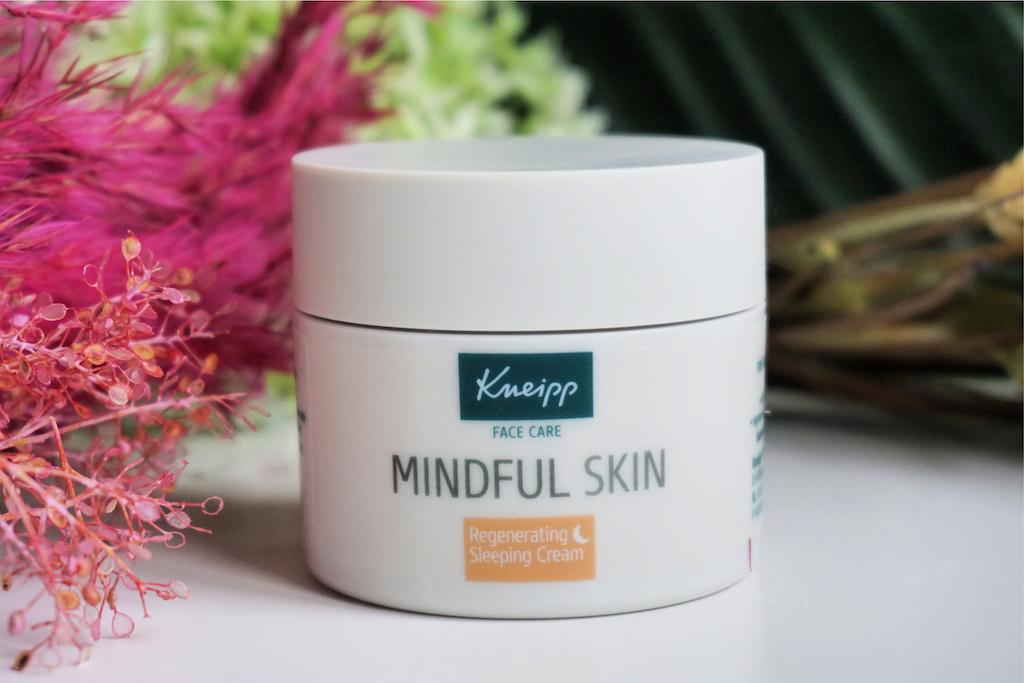 Kneipp Mindful Skin Regenerating Sleeping Cream Review