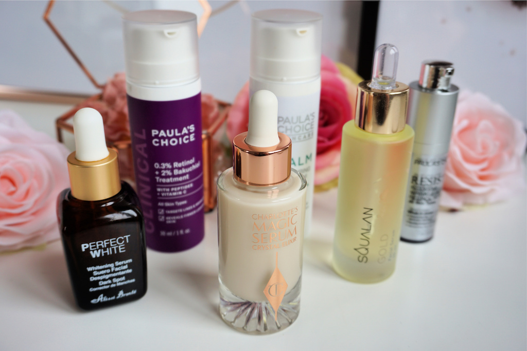 Musthaves voor een mooie huid serums