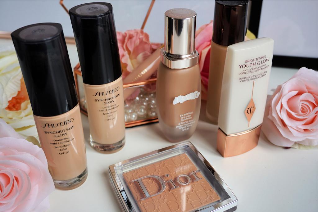 Musthaves voor een mooie huid cleansers foundations