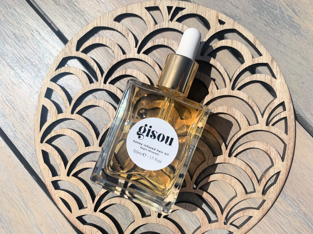 Gisou Honey Infused Hair Oil Haarolie