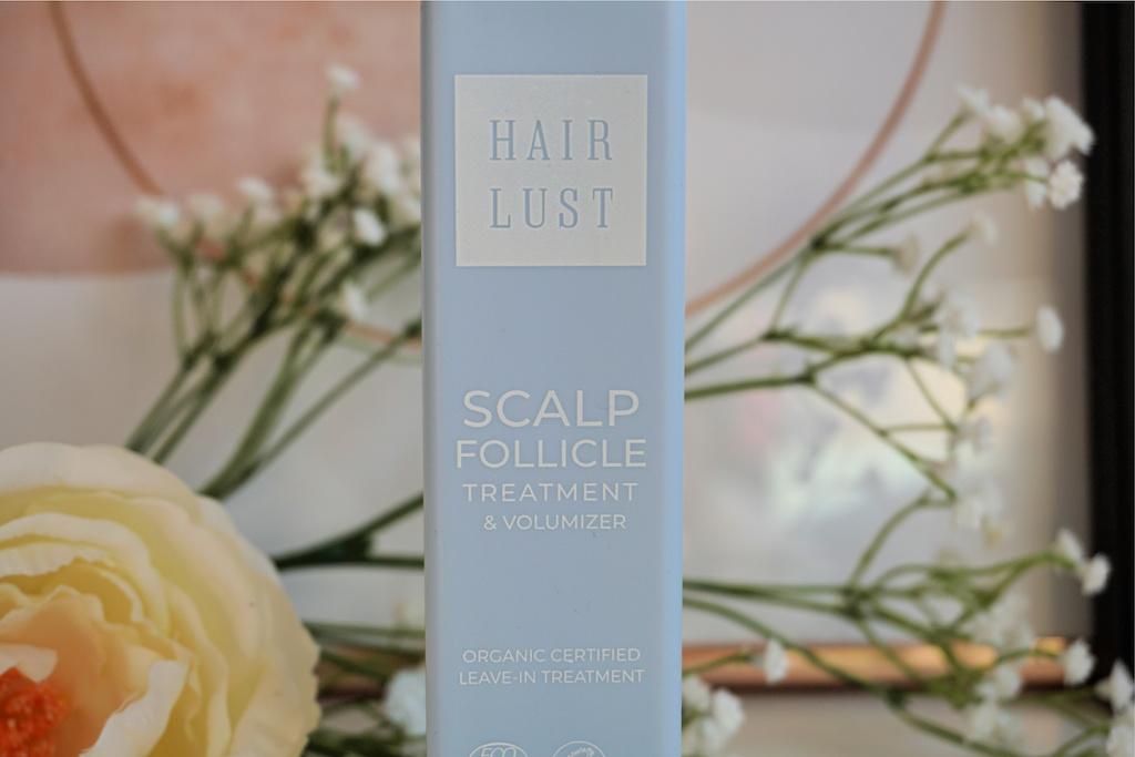 HairLust Scalp Follicle Treatment & Volumizer Review