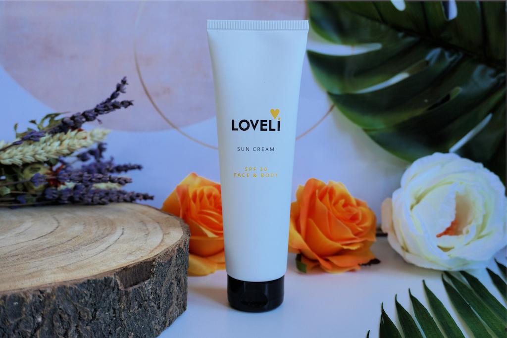 Loveli Sun Cream SPF 30