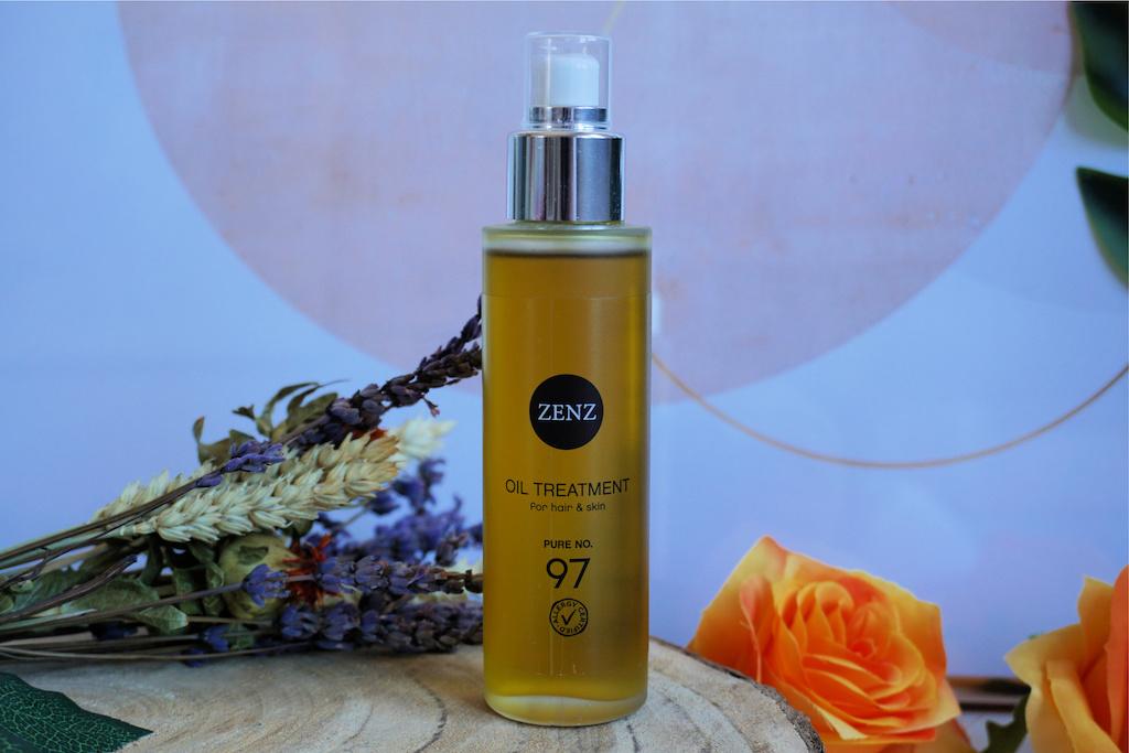 ZENZ Organic Oil Treatment Pure No. 97