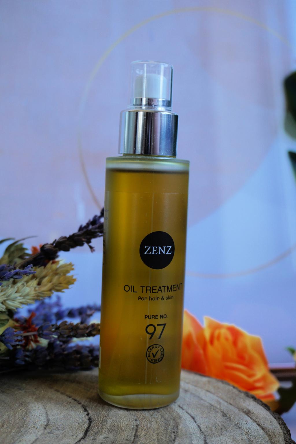 ZENZ Oil Treatment Pure no. 97 Review