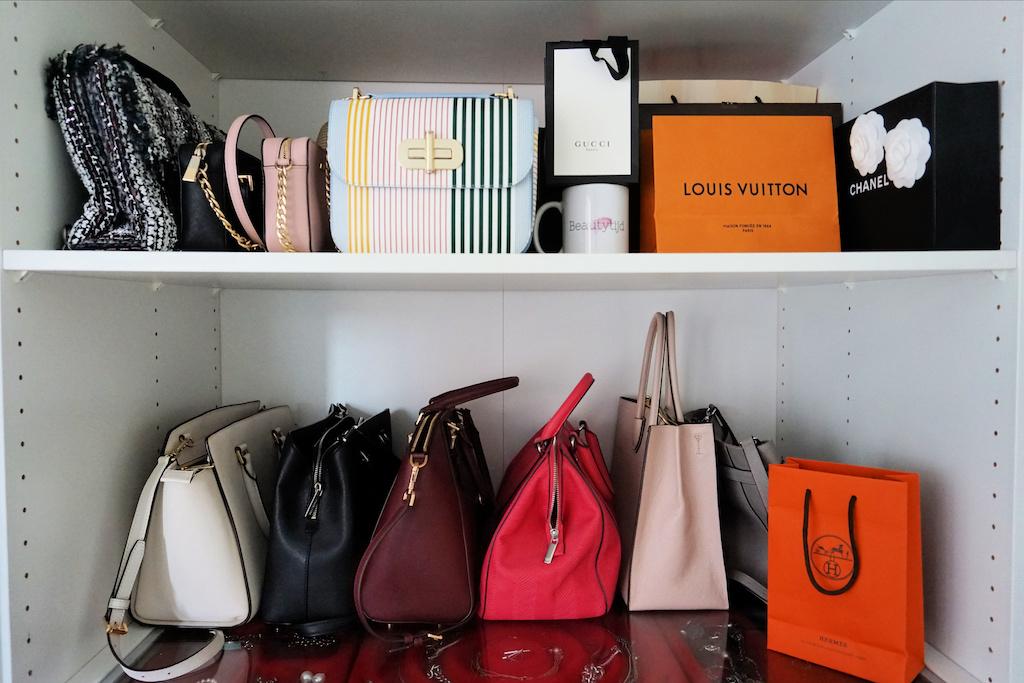 Mijn Tassen Collectie
