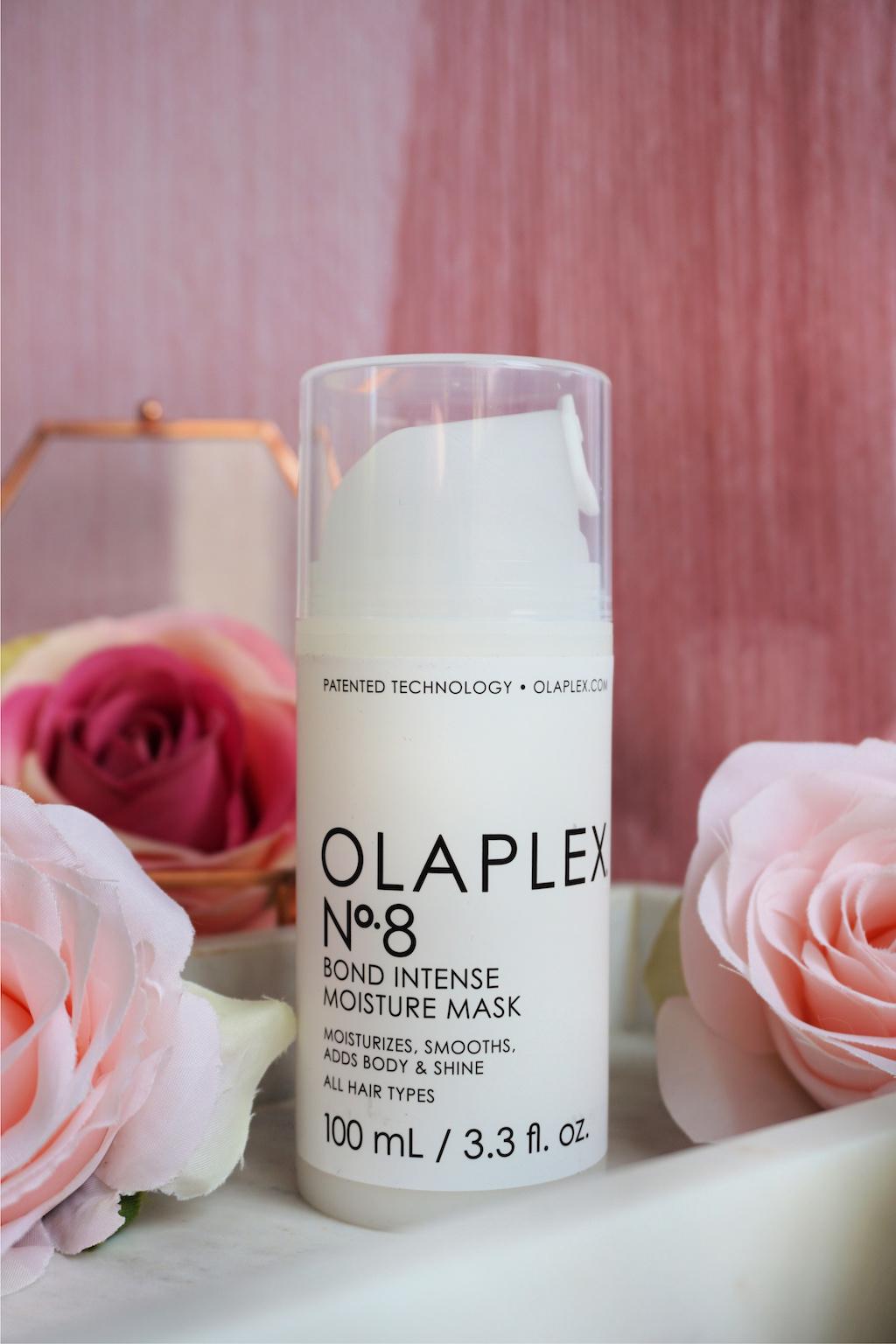 Olaplex No.8 Bond Intense Moisture Mask Haarmasker Review