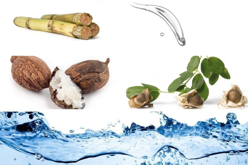 Squalan Cleanser 'Oil to Milk'-Reinigingsgel