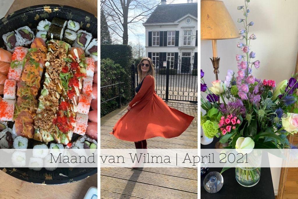 Maand van Wilma | April 2021