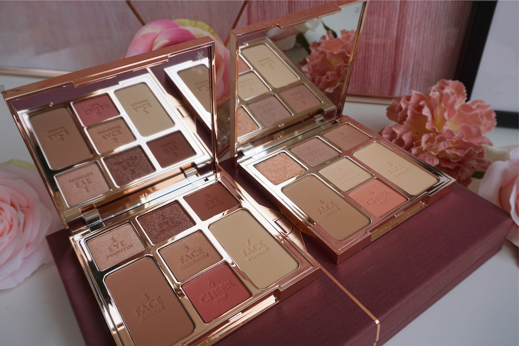 Charlotte Tilbury Look Of Love Instant Look In A Palette (duo review)