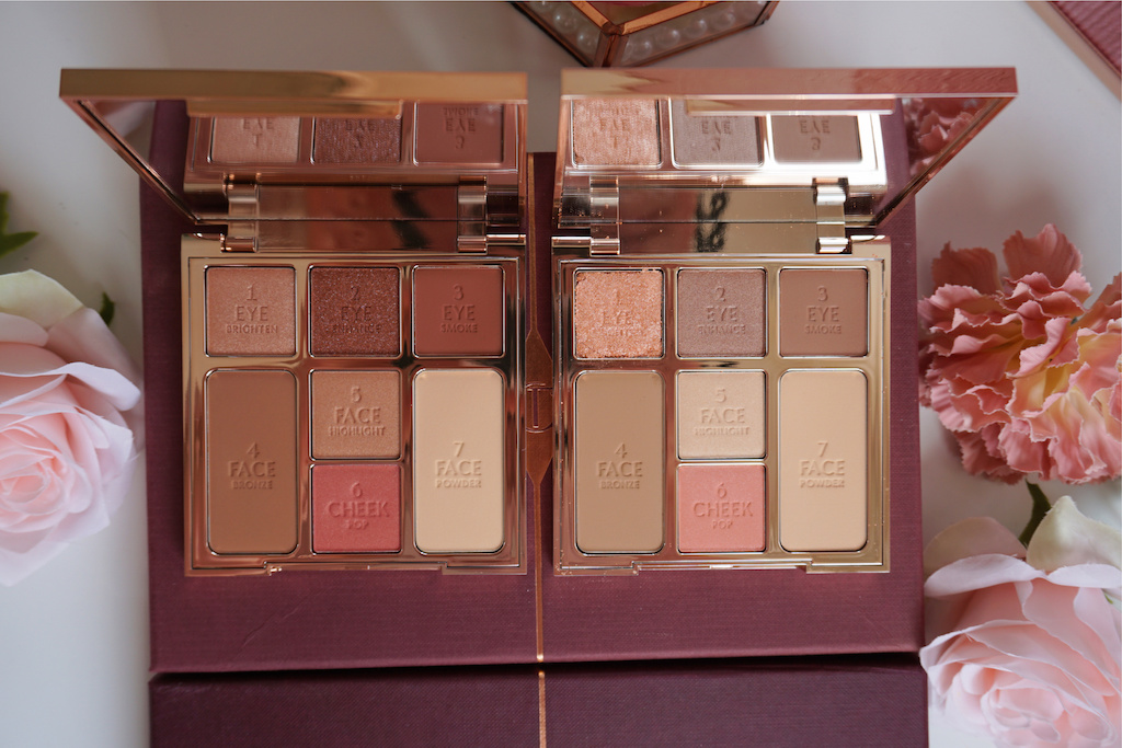 Charlotte Tilbury Look Of Love Instant Look In A Palette Review Review