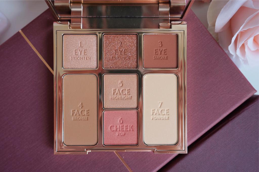 Instant Look Of Love In A Palette in de uitvoering Glowing Beauty Review