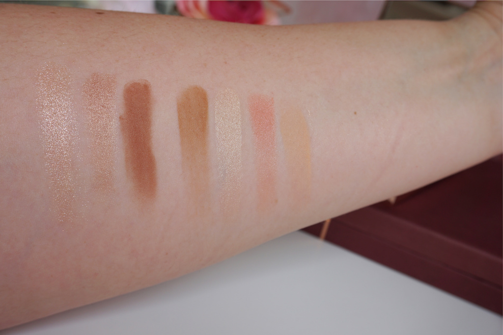 Instant Look Of Love In A Palette in de uitvoering Pretty Blushed Beauty Review