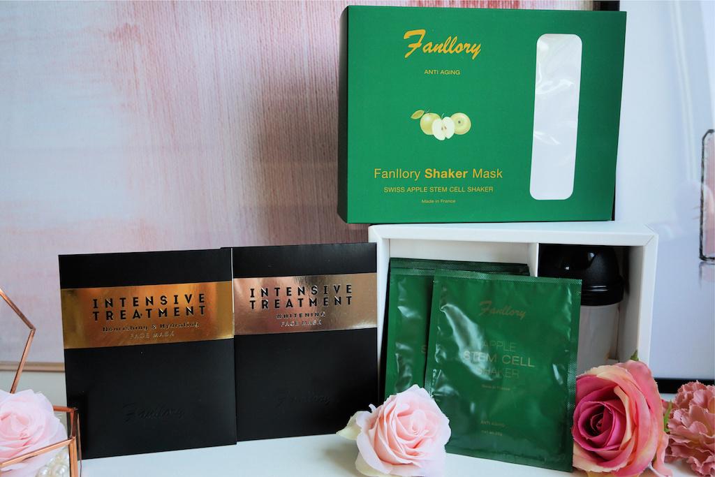 Fanllory Shaker Mask Swiss Apple & Sheetmaskers (duo review)