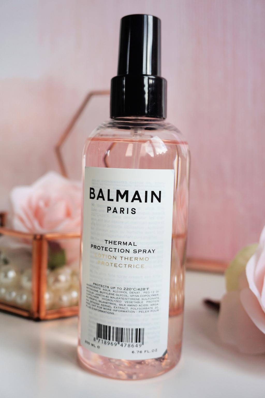 Balmain Thermal Protection Spray Hittebeschermende Spray Review