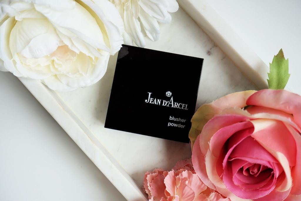 Jean D'Arcel Blusher Powder 1 Review