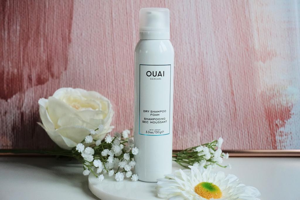 OUAI Dry Shampoo Foam Droogshampoo