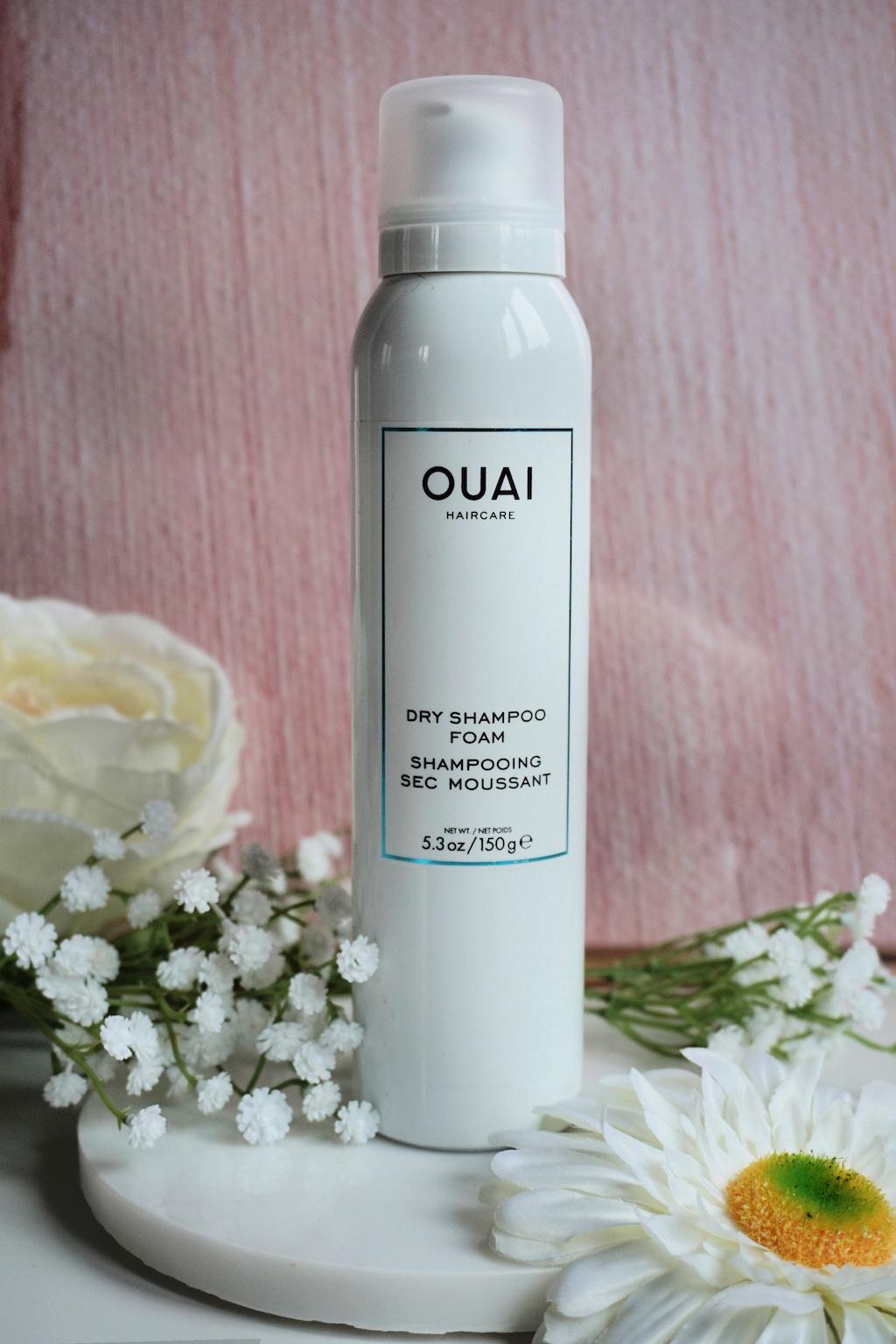 OUAI Dry Shampoo Foam Droogshampoo Review
