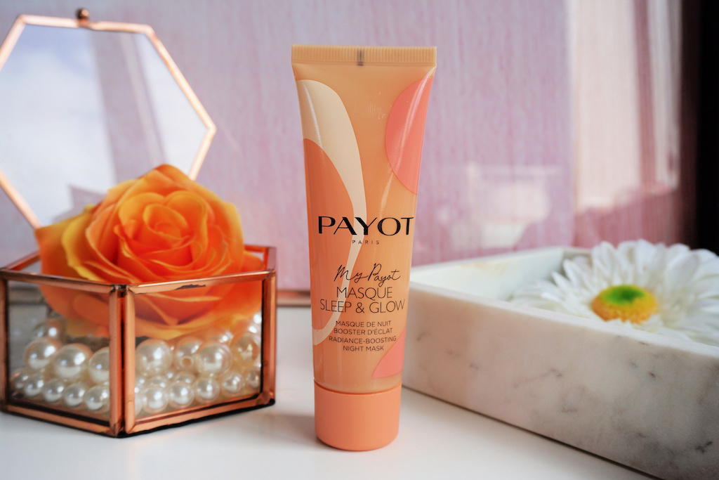 Payot My Payot Glow Masque Sleep & Glow Review