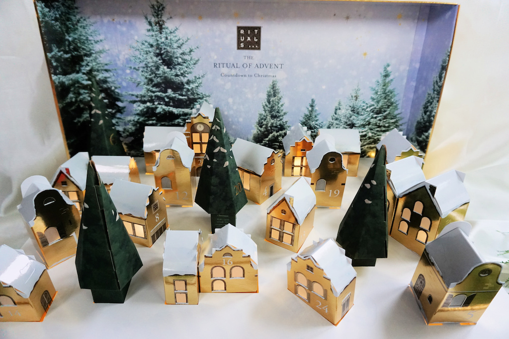 Rituals Adventskalender 2021: The Ritual of Advent Village Review