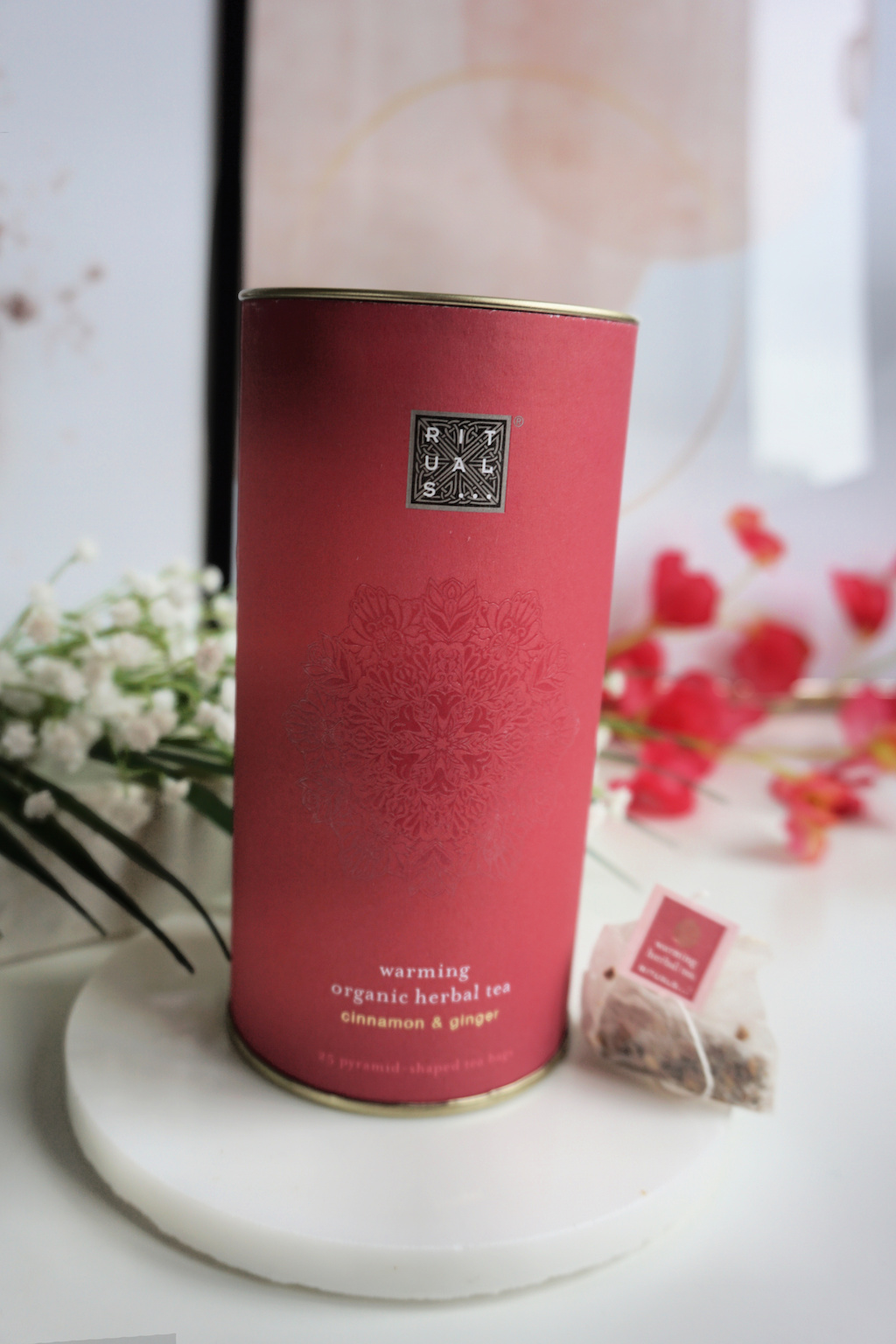 Rituals Thee Warming - Kaneel & Gember Review